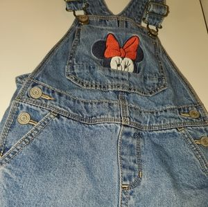 GAP One Pieces - Gap Disney minnie mouse overall